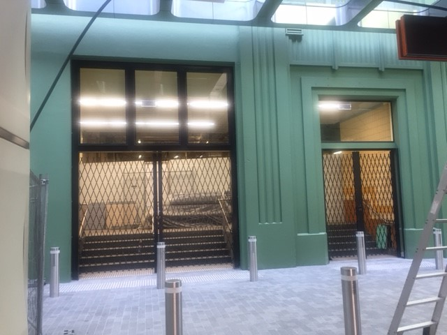 ... Wynyard Walk S01 Trellis Door & Commercial Doors - S04™ Concertina Safety Screen System - Security ... pezcame.com