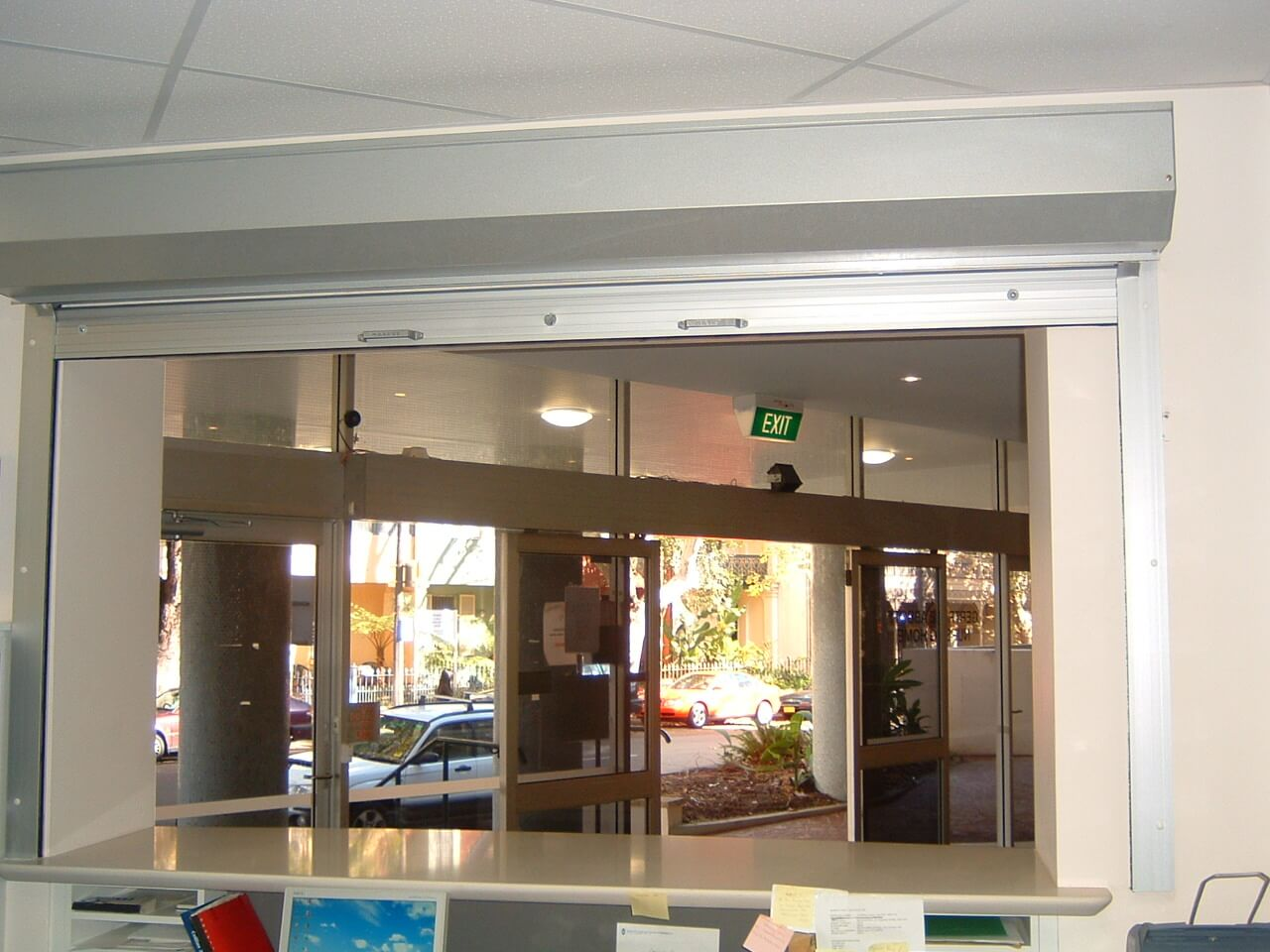 Roller Doors Rs7 Clearvision Roller Doors Security