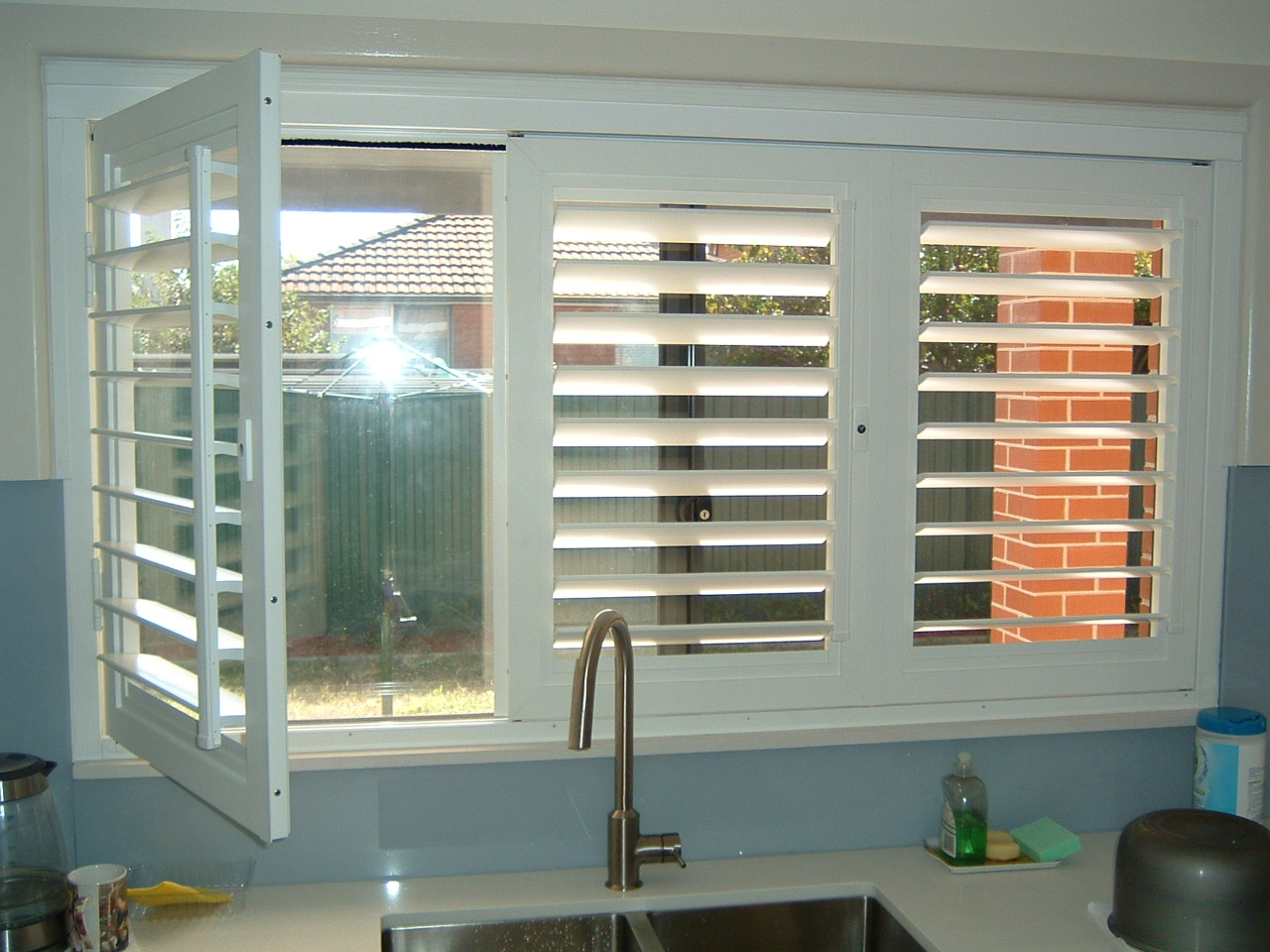 ATDC Lockable Plantation Shutters are built for Durability | The ...