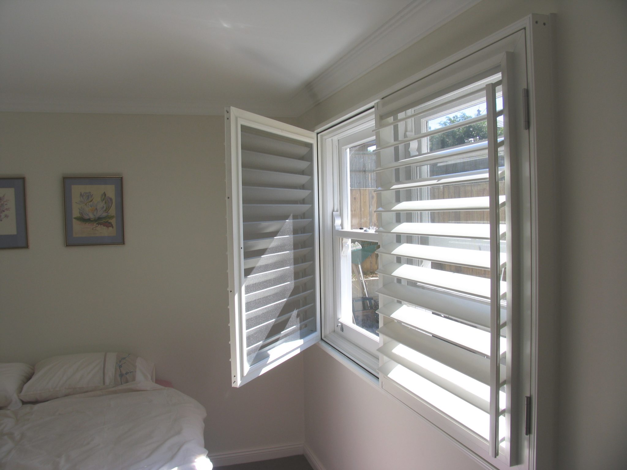 Atdc Lockable Security Shutters Complete With Insect